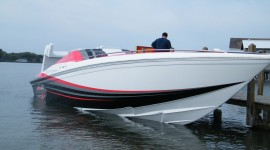Powerboat Desktop Wallpaper Free
