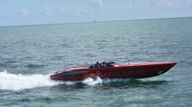 Powerboat Wallpaper Background