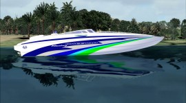 Powerboat Wallpaper For Desktop