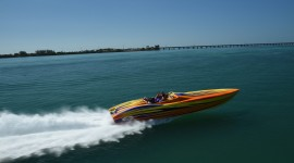 Powerboat Wallpaper High Definition