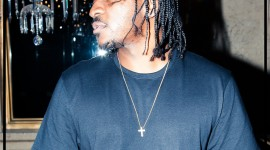 Pusha T Wallpaper For IPhone Download
