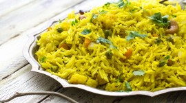 Rice In Indian Wallpaper For PC