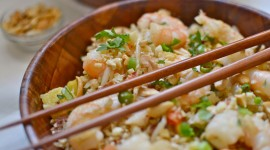 Rice With Garlic Wallpaper Download Free
