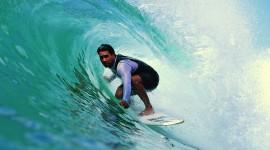 Ride The Wave Desktop Wallpaper