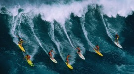 Ride The Wave Wallpaper Gallery