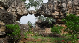 Rock Arch Photo