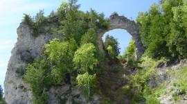 Rock Arch Wallpaper
