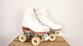 Roller Skates Wallpaper Download