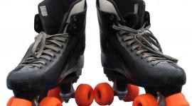 Roller Skates Wallpaper Download Free