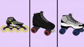 Roller Skates Wallpaper For Desktop