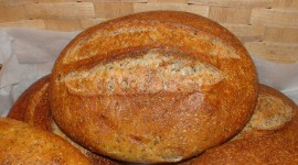 Rye Bread Wallpaper Full HD
