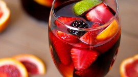 Sangria Wallpaper Background