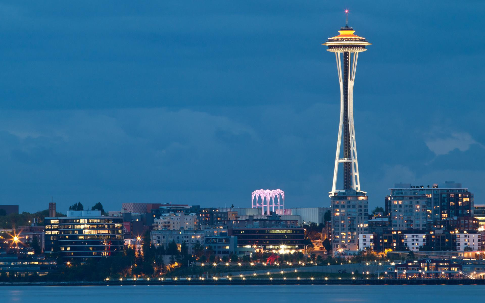 Seattle Wallpapers High Quality Download Free