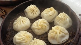 Shanghai Dumplings Wallpaper For Android