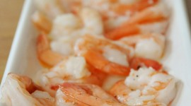 Shrimp In Sauce Wallpaper For IPhone Download