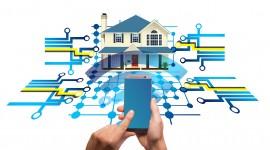 Smart House Wallpaper For PC