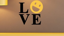 Smile Love Wallpaper For IPhone Download