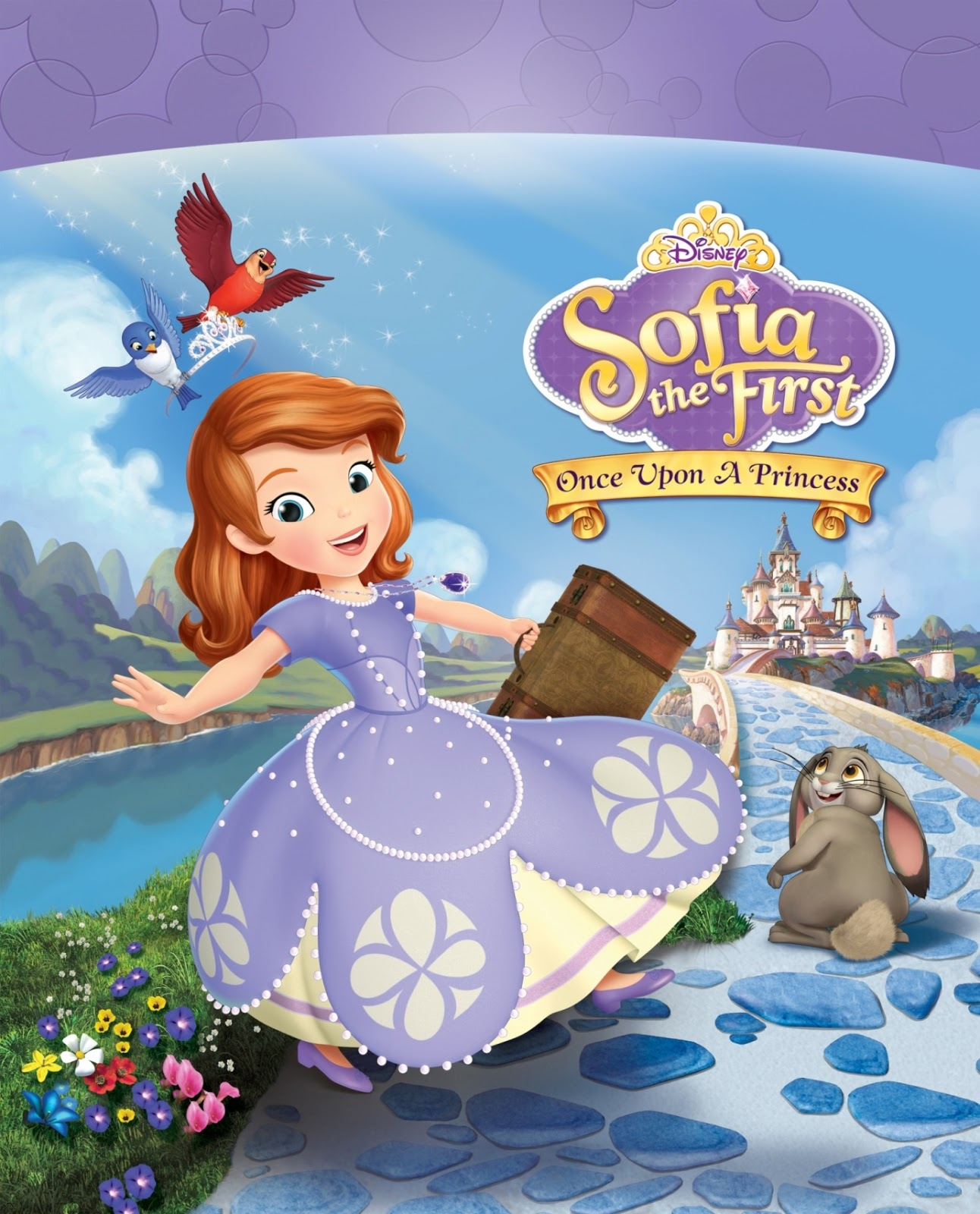 Sofia The First Once Upon A Princess wallpapers