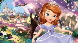 Sofia The First Once Upon A Princess For Mobile