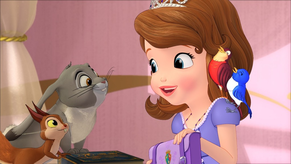 Sofia The First Once Upon A Princess wallpapers HD