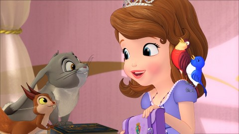 Sofia The First Once Upon A Princess wallpapers high quality