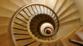 Spiral Staircase Wallpaper Download