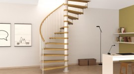 Spiral Staircase Wallpaper For PC