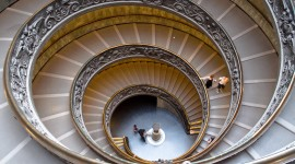 Spiral Staircase Wallpaper Free