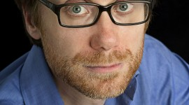 Stephen Merchant Wallpaper For IPhone Download