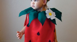 Strawberry Costume Wallpaper For Android