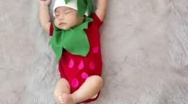 Strawberry Costume Wallpaper For Desktop