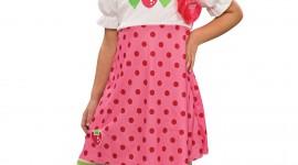 Strawberry Costume Wallpaper For Mobile#3