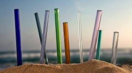 Straws Wallpaper 1080p