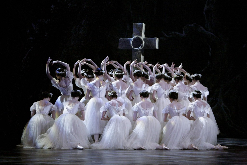 The Ballet Giselle wallpapers HD