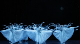 The Ballet Giselle Desktop Wallpaper