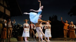 The Ballet Giselle Wallpaper