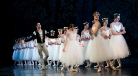 The Ballet Giselle Wallpaper Download