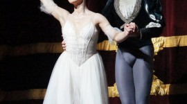 The Ballet Giselle Wallpaper For IPhone#1