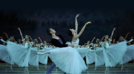 The Ballet Giselle Wallpaper Free