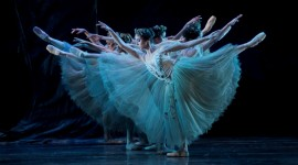 The Ballet Giselle Wallpaper Full HD