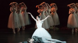The Ballet Giselle Wallpaper Full HD#1