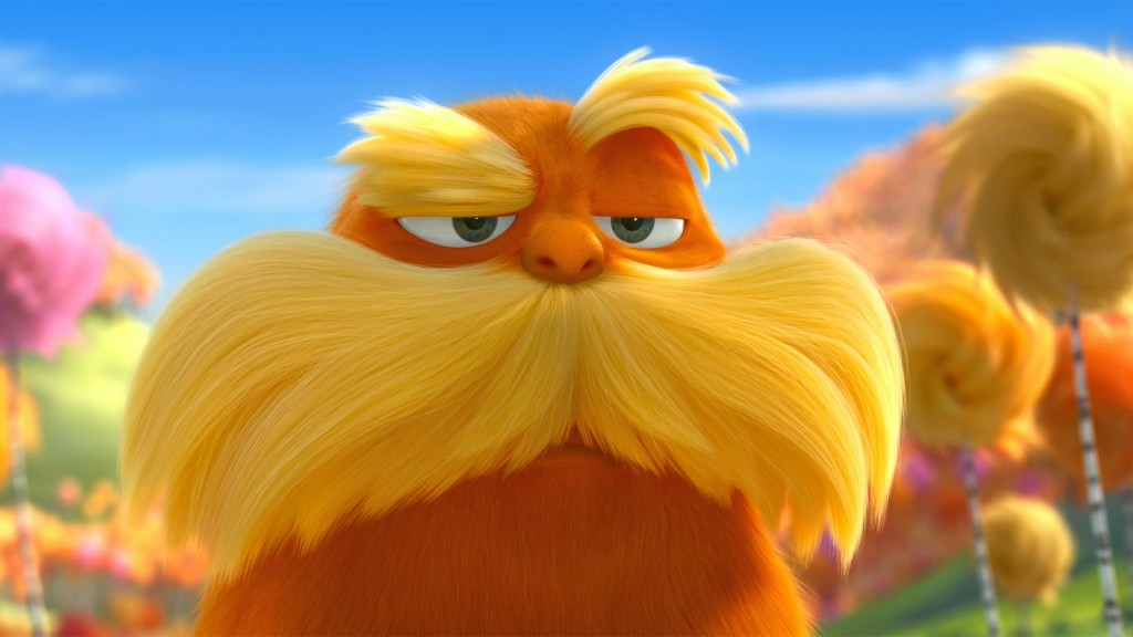 The Lorax wallpapers HD