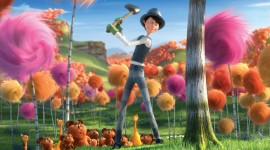 The Lorax Wallpaper Download