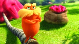 The Lorax Wallpaper Download Free