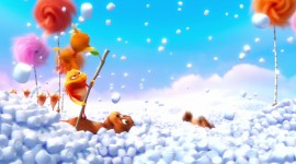 The Lorax Wallpaper For PC