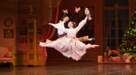 The Nutcracker Ballet Wallpaper Free