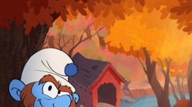 The Smurfs Legend Of Smurfy Hollow For IPhone