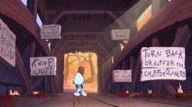 The Smurfs Legend Of Smurfy Hollow Pics#2