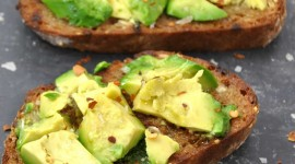 Toasts With Avocado Wallpaper