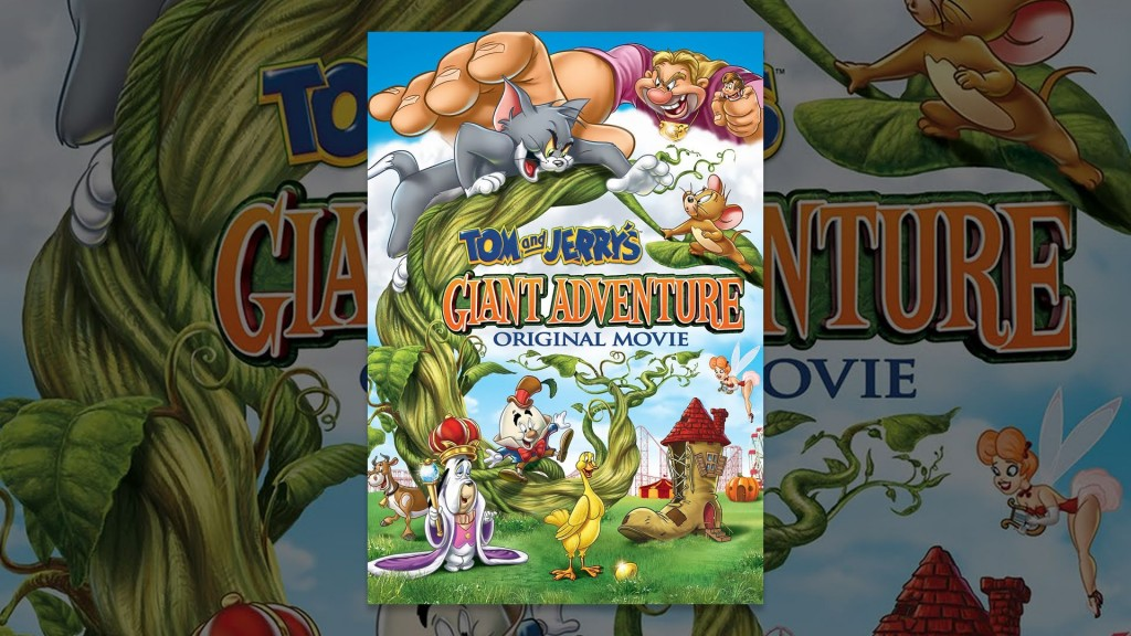 Tom And Jerry's Giant Adventure wallpapers HD